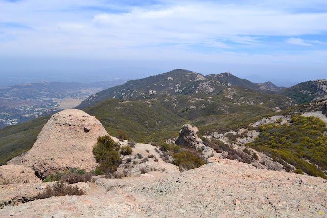 ridge the way I came