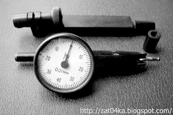 Индикатор измерения биения ИРБ для планшайбы. Заточка парикмахерских ножниц...
