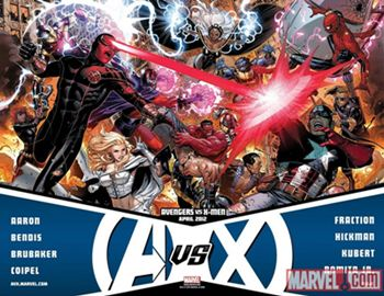 Download - Vingadores vs. X-Men - Completo