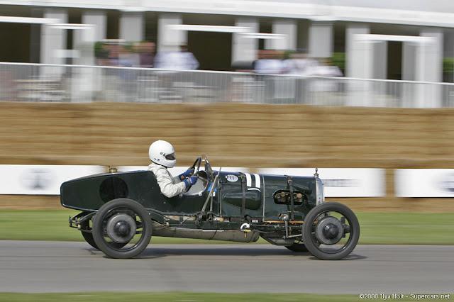 Aston Martin 16-Valve Twin Cam, 1922 г.