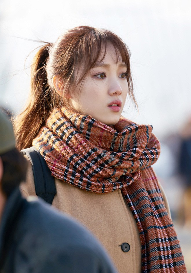 Lee Sung Kyung trong About Time