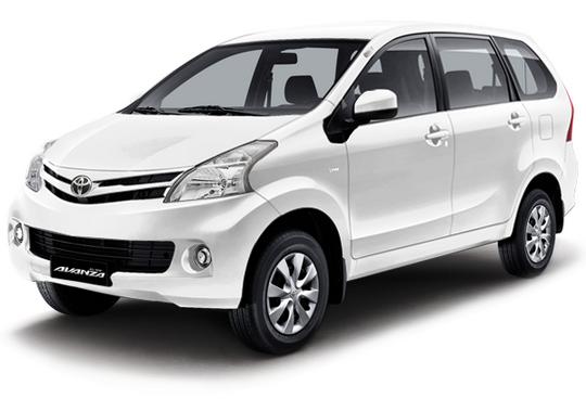 Harga Sewa Mobil New Avanza