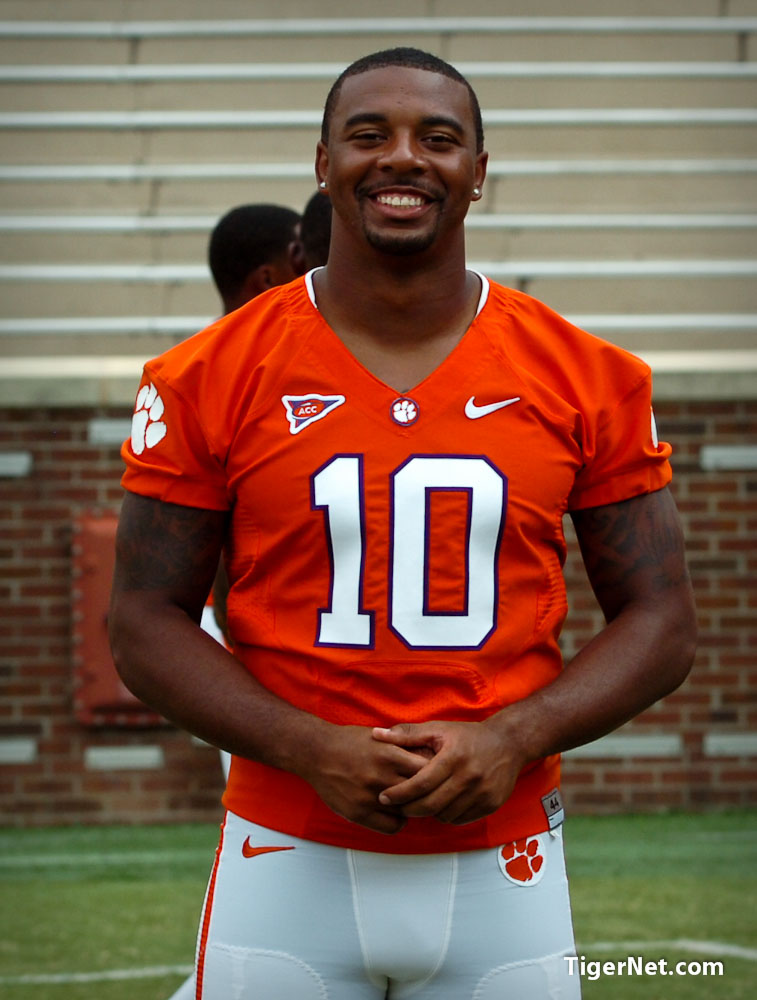 Clemson Team Photos Photos - 2011, Football, Photo Shoot, Tajh Boyd, Team Photos