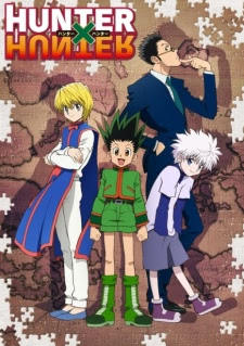 Anime Hunter X Hunter Tập 107 ,Tập 108