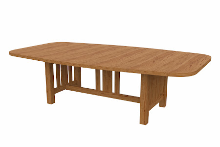 Florence Conference Table in Classical Maple