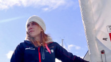Annalise Murphy- Irish sailor rockstar- Lasers and J/24s