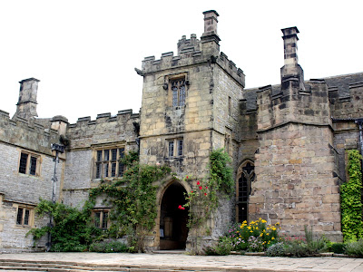 Haddon Hall in Derbyshire
