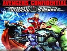 فيلم Avengers Confidential: Black Widow & Punisher