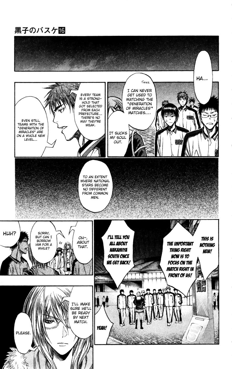 Kuroko no Basket Manga Chapter 141 - Image 17