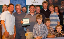 J/125 Double Trouble Sailing Team- Rolex Big Boat Series Winners
