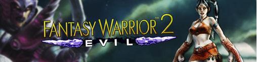 Fantasy Warrior 2 : Evil [By Sumea/Digital Chocolate] FW2E