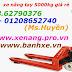 Xe nâng tay 5000kg, xe nâng tay NT50M, xe nâng tay giá siêu rẻ gọi 01208652740 - Huyền