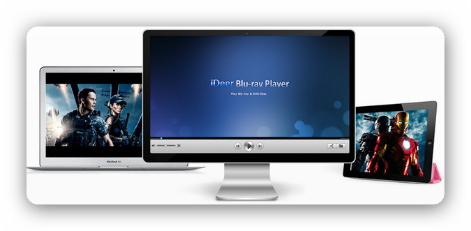 iDeer Blu-ray Player 1.2.9.1239 - Reproductor multimedia