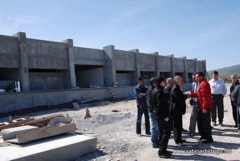 Construcción de la Universidad Tecnológica Mariano Escobedo