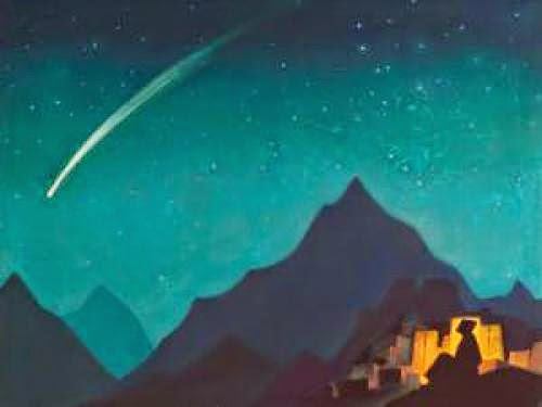 Chariots Of The Elder Things Nicholas Roerich Ufo