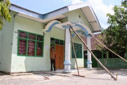 5 Perpus DAK 2011 Di Kec. Pitu Ngawi, Satu Persatu Dipastikan Roboh