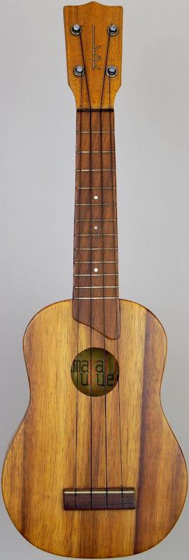 1960's Kamaka Gold Label Soprano Ukulele
