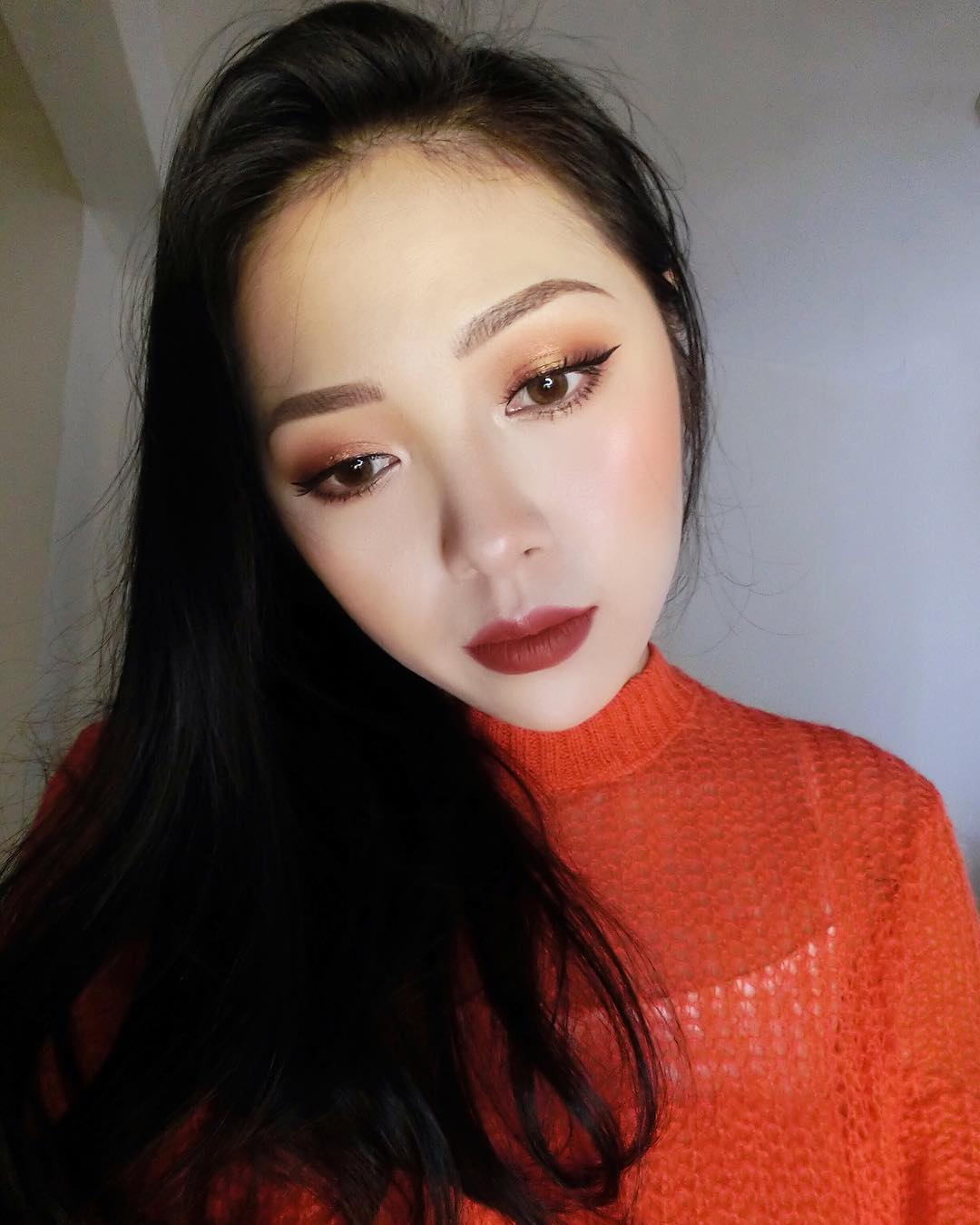 Sephora Collection Cream Lip Stain - Màu 25 Coral Sunset