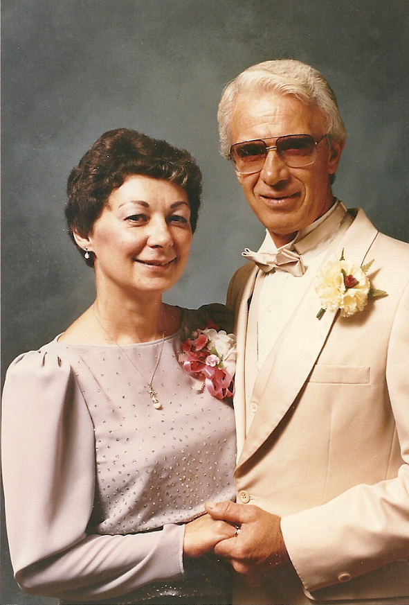 Joanne and George Ferraro