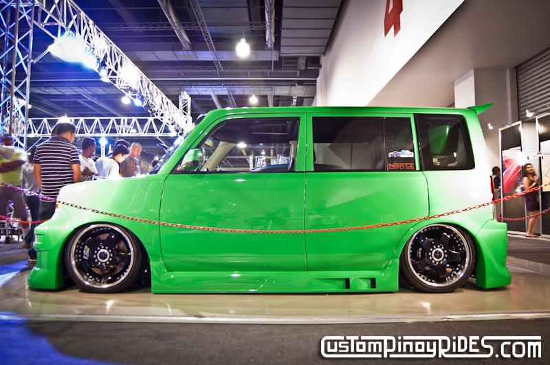 Scion Xb Jworks Custom Pinoy Rides Trans Sport Show Pic2