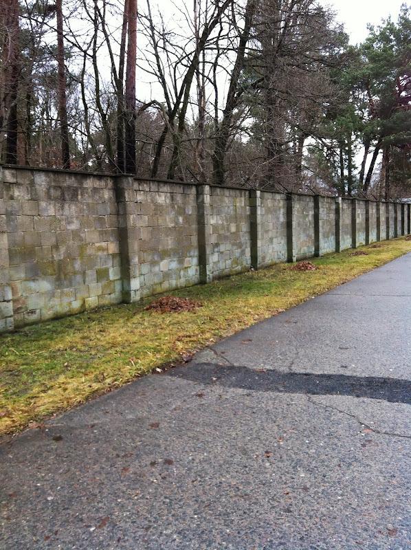 Muro de separación
