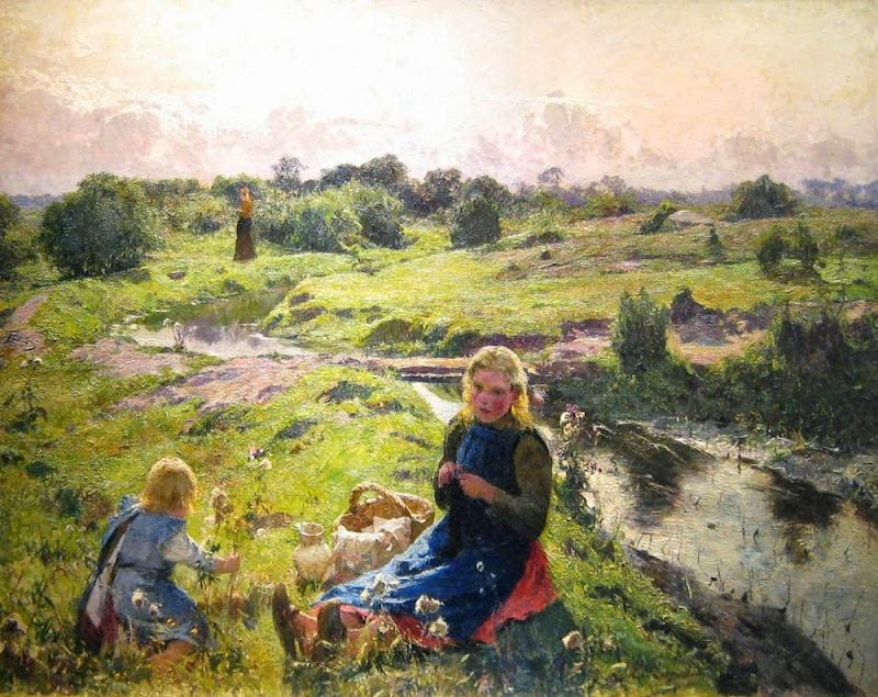 Evariste Carpentier - The Picnic