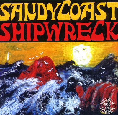 Sandy Coast ~ 1969 ~ Shipwreck
