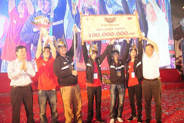 Chung kết vô địch LMHT Đông Nam Á vẫn diễn ra tại VN 2