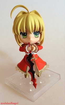 Nendoroid Saber Extra Review Image 1