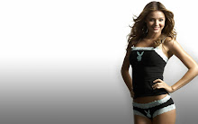 brunettes women miranda kerr models playboy magazine 1920x1200 wallpaper