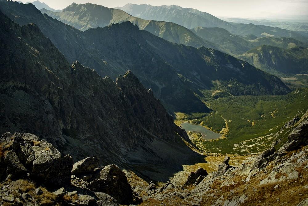 Dolina Kołowa i Kołowy Staw