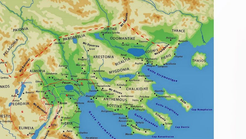 Were the Ancient Macedonians the same as ancient Greeks