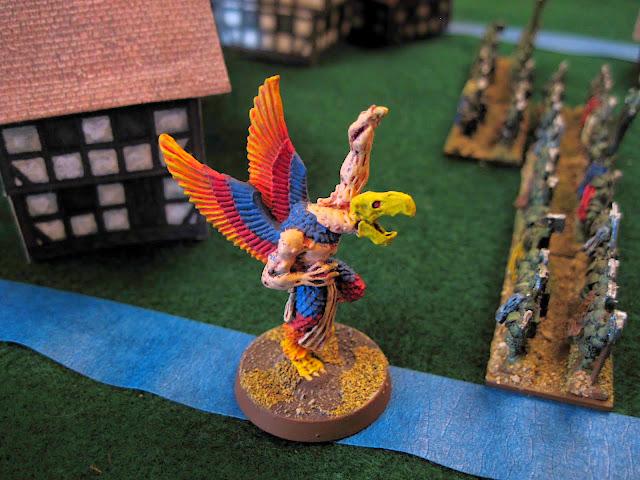 And Tzeentch sorcerer.
