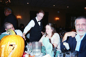 The Reception From Table 17's camera
