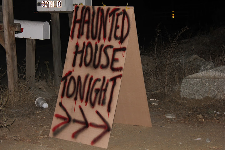 Kirwan Haunted House