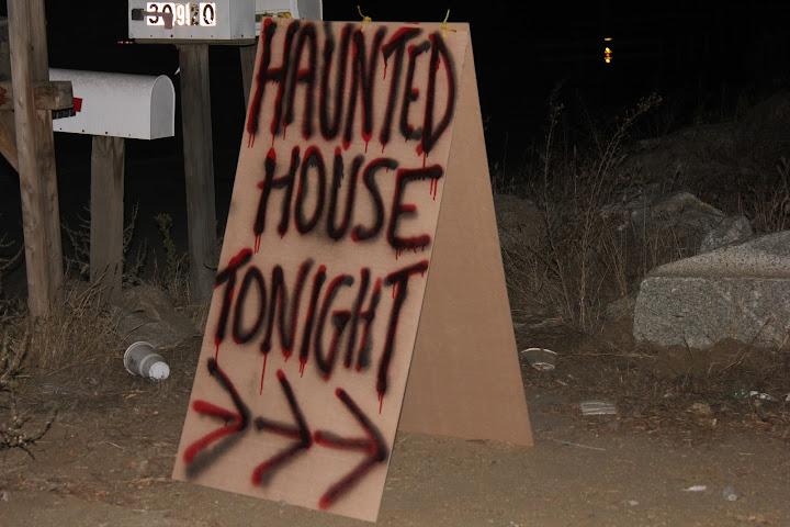 Kirwan Haunted House
