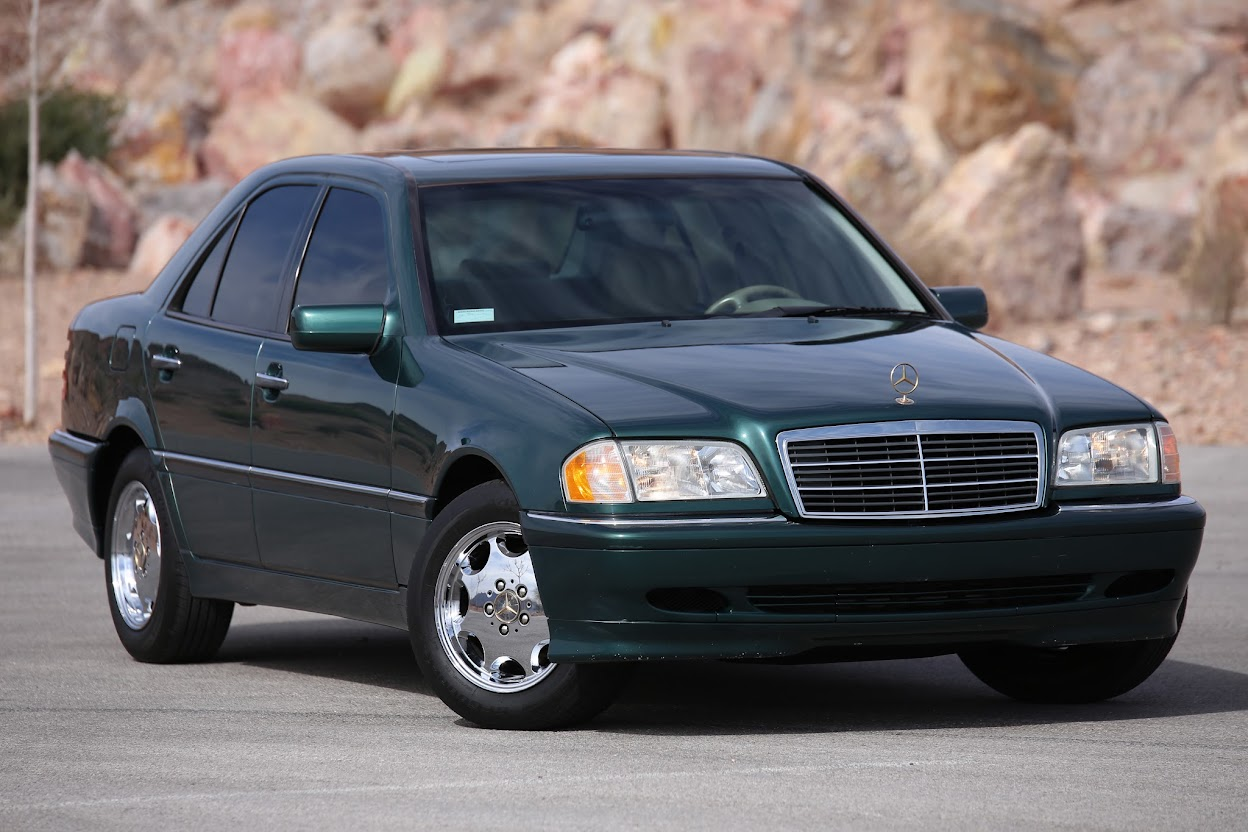 purchase used beautiful mechanical gem 1999 mercedes benz