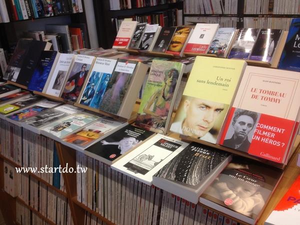信鴿法國書店