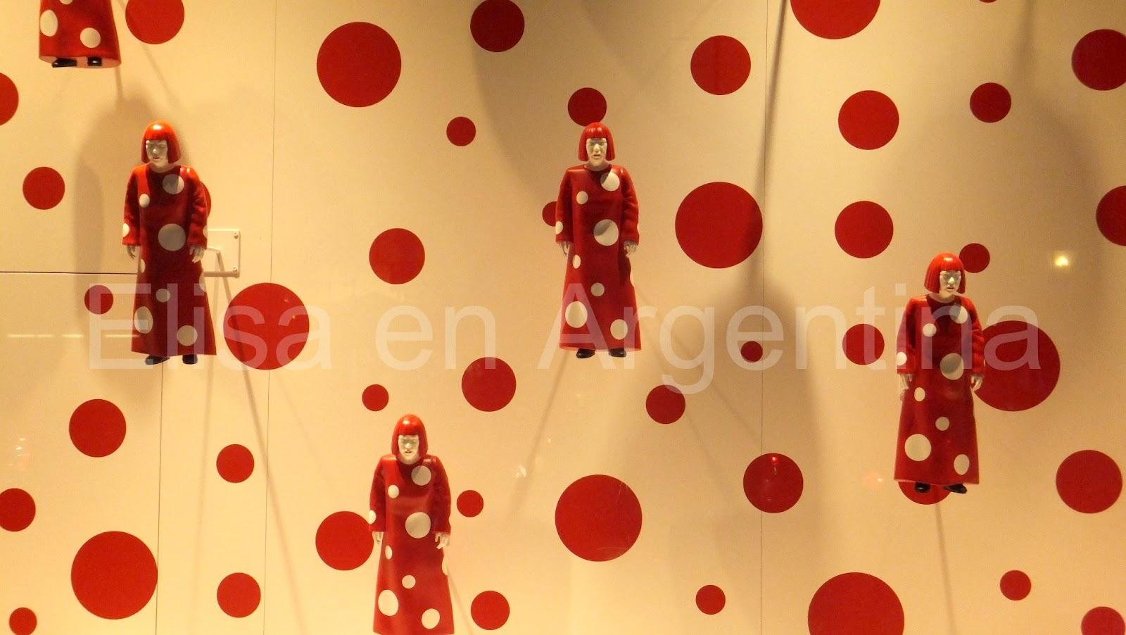 Dots Infinity de Yayoi Kusama, New York