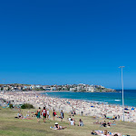 Sydney day 2 Bondi Beach