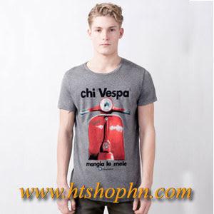 Áo Phông Pull & Bear hàng việt nam xuất khẩu giá 150k HTshop 0942.586.399
