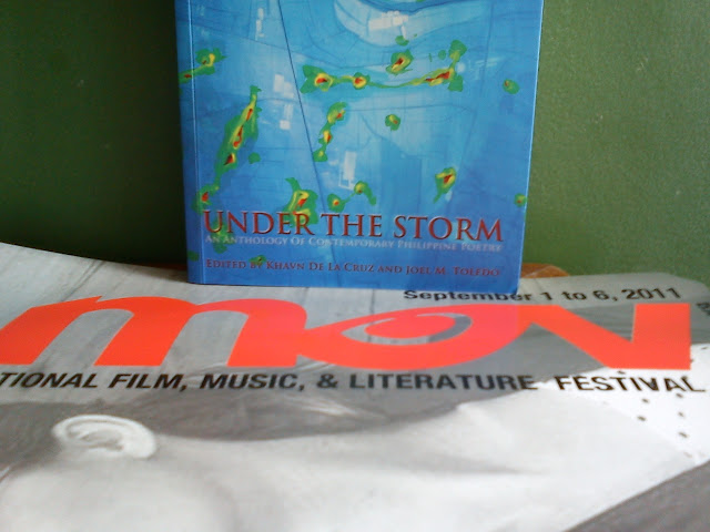 Under the Storm: An Anthology of Contemporary Philippine Poetry