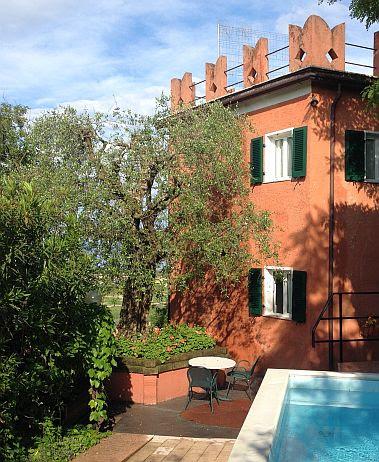 Hotel Castello San Antonio, Lazise, Gardasee