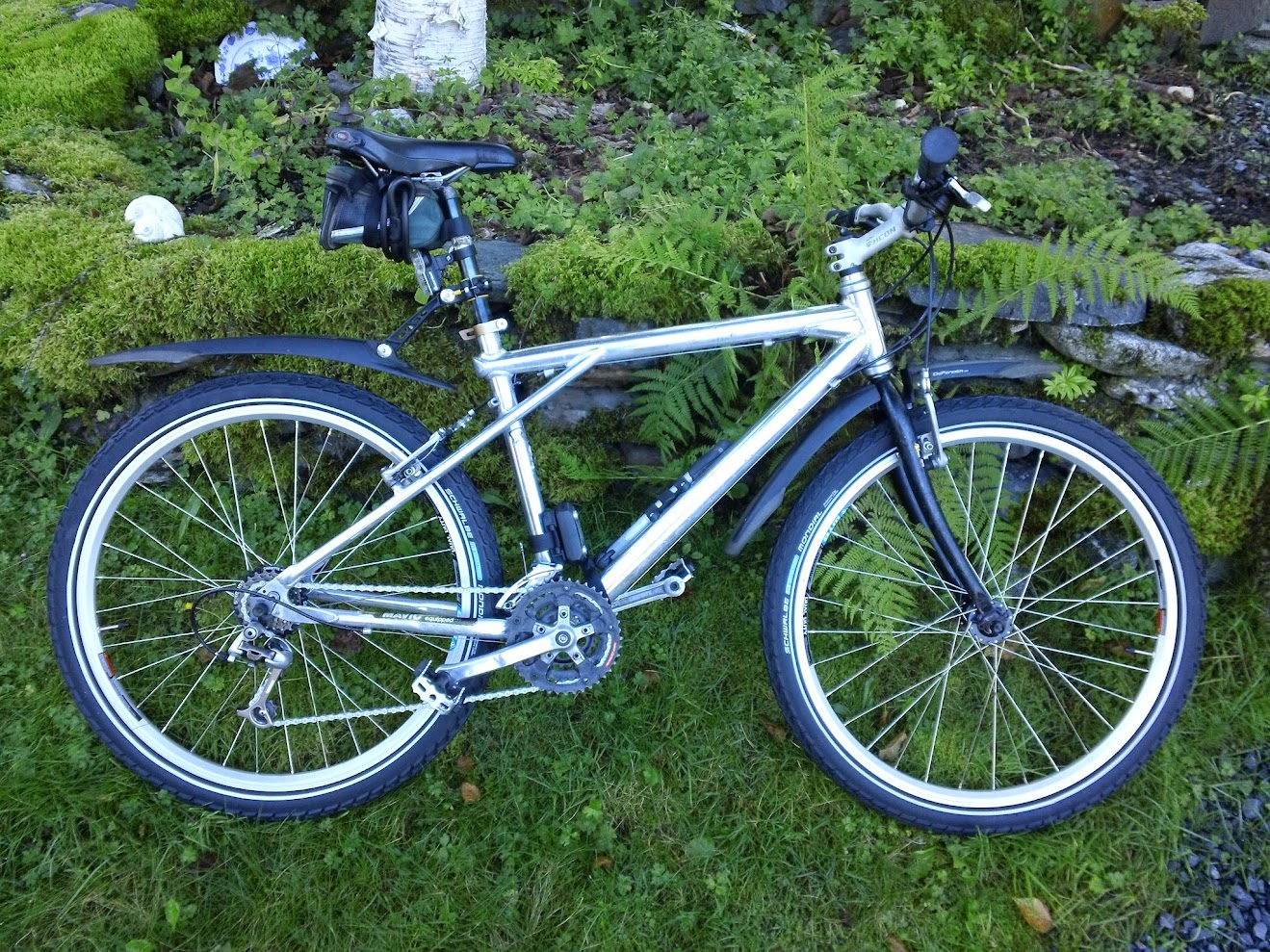 Chuck's GT Hardtail Mountain Bike