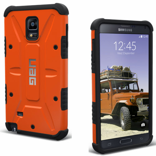 new style 2d610 bb478 Samsung Galaxy Note 4 3 2 Ip6 ip5 ip4 s4 s3 s5 Urban Armour Gear UAG o