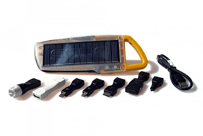 Solio Rocsta Hybrid Solar Charger