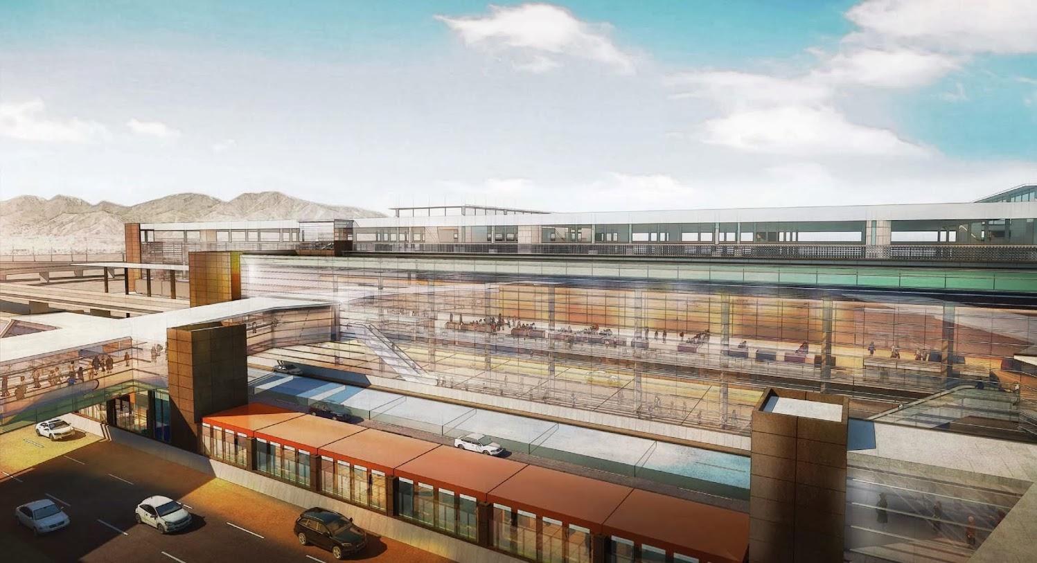 Salt Lake International Airport Development Thread Page