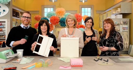 Photo: David E. Steele/The Martha Stewart Show