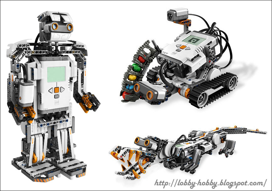 Newest Version Lego Mindstorms Nxt 20 8547 Thelobbyhobby