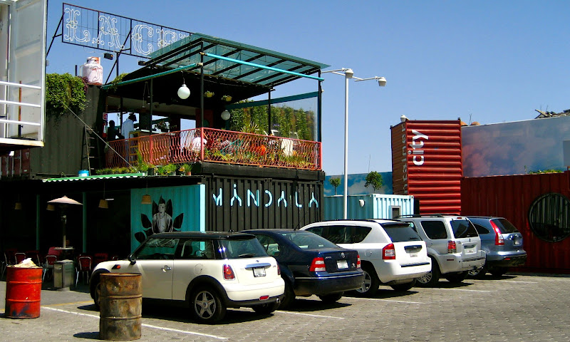 Ciudad de Contenedores en Puebla – Container City
